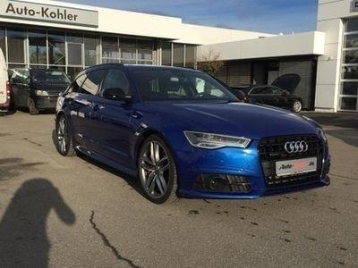 gebraucht Audi A6 Avant 3.0 TDI competition quattro Matrix ACC