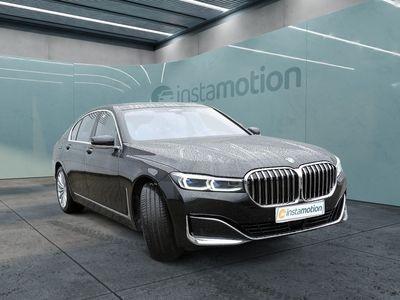 gebraucht BMW 745e 745Innovation LEDER+NAVI+HUD+LASER+B/W+NIGHTV