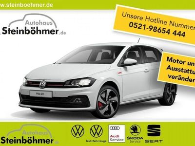 gebraucht VW Polo GTI 2.0TSI OPF DSG Sitzhz ParkPilot MFLL 17