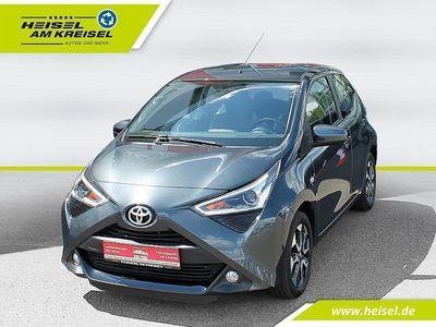 gebraucht Toyota Aygo 1.0 x-play connect*Alu*Kamera*Klima*TOP!