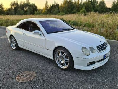 gebraucht Mercedes CL500 CL Coupe 500 Brabus B11*Schiebed.*Holz*Xenon*