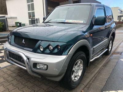 used Mitsubishi Pajero 3,2 DID