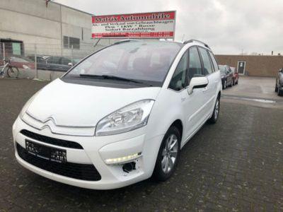 gebraucht Citroën C4 Picasso 1.6 Selection Klima Alus Euro 5