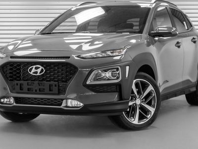 gebraucht Hyundai Kona 1,0 T-GDI 2WD Premium