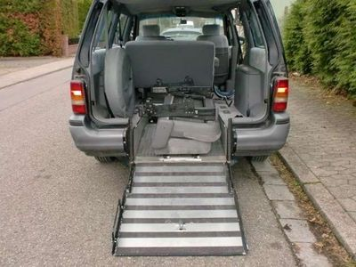 gebraucht Chrysler Voyager 3.3 Automatik LE + Umbau für Rollstuhl + Rampe