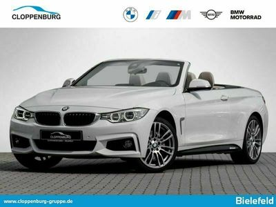 gebraucht BMW 435 d xDrive M Sport LED Navi Kamera PDC SHZ RFK