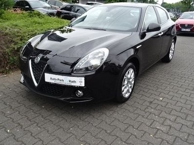 gebraucht Alfa Romeo Giulietta 1,4 Super 120PS Allwetterreifen PDC Bluetooth Apple CarPlay
