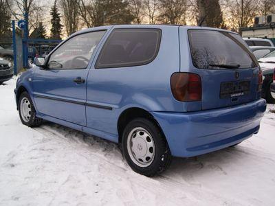 gebraucht VW Polo 60 Blue Concept TÜV NEU !!