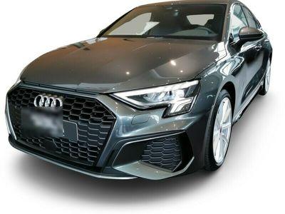gebraucht Audi A3 A3S line 35 TFSI 150 PS UPE 46.445,- € incl.