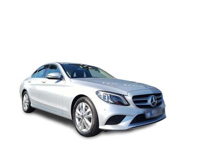 gebraucht Mercedes C200 1.5 Benzin