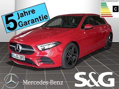 gebraucht Mercedes A250 AMG-LIne Pre-Navi/LED/18/Rückfahrkam/Totw