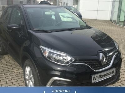 gebraucht Renault Captur LIMITED Deluxe TCe 130 GPF