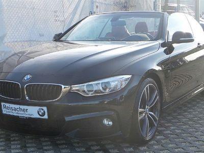 gebraucht BMW 440 i A Cabrio Automatic,M-Sportpaket,Navi,Xe,Led
