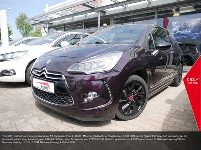 gebraucht Citroën DS3 THP 165 Stop&Start Sport Chic XENON NAVI EU6