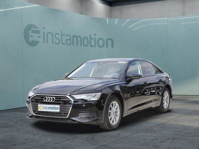 gebraucht Audi A6 A6Limousine 45 TDI qu ACC HuD Leder STHZG NAVI