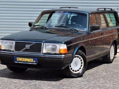 gebraucht Volvo 240 GL 7-Sitzer Klima *HU/AU 12/2020*