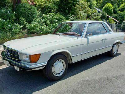 gebraucht Mercedes 350 SLC, 2. Hand, Original KM