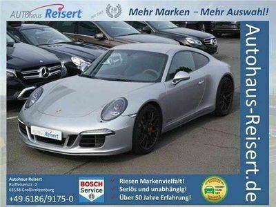 gebraucht Porsche 991 911 GTS *GT-SILBER*SSD*PCM*PCL+*CRONO*APPROVED