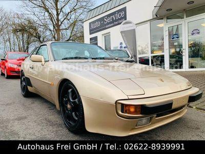 gebraucht Porsche 944 Coupe*2.HAND*HU/AU NEU*ÖL NEU*