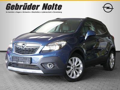gebraucht Opel Mokka 1.6 CDTI ecoFLEX Innovation 4x4 NAVI EU6