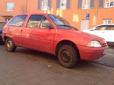 begagnad Citroën AX Teen