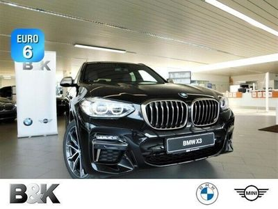 gebraucht BMW X3 M40d Gewerbe