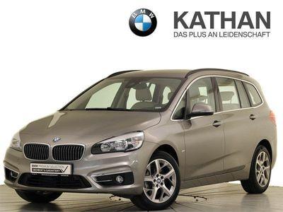gebraucht BMW 218 Gran Tourer d Luxury Line