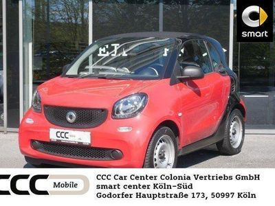 gebraucht Smart ForTwo Coupé 52 kW *Styling/Klima/BC/eFH.* Pure