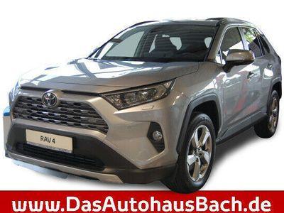 gebraucht Toyota RAV4 Hybrid 4X4 Team D mit Technik-Paket