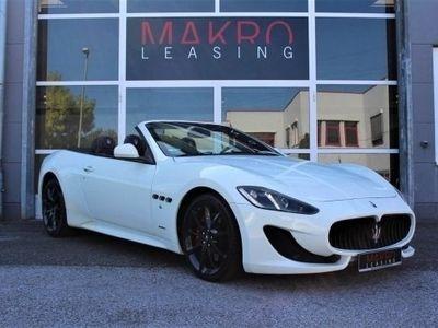 gebraucht Maserati GranCabrio SPORT +NAVI+XENON+PDC+1.HAND+DT FAHRZEUG+
