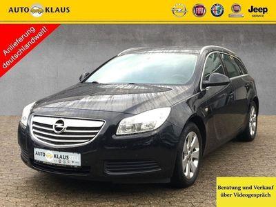 gebraucht Opel Insignia ST Edition LPG Gasanlage Navi Sitzheizu
