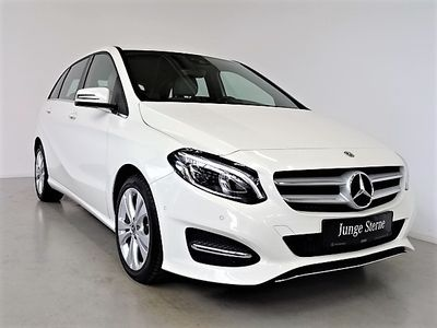 gebraucht Mercedes B200 Urban/LED/Tempomat/Navi/Business-P./