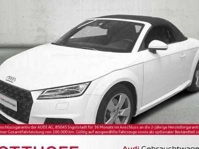 gebraucht Audi TT Roadster 40 TFSi Virtual NaviPlus PDC Sitzhz
