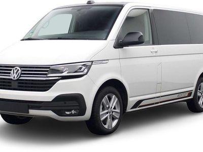 gebraucht VW Multivan T6 Multivan T6T6.1 2.0 TDI DSG Edition ACC Kamera AHK