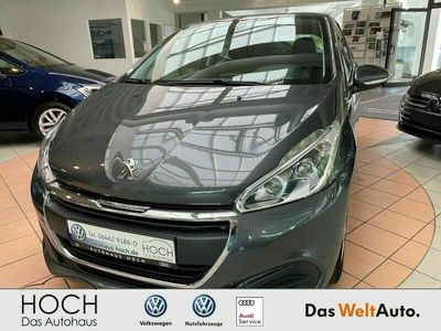 gebraucht Peugeot 208 1.2 12VPureTech+Tempomat Active+Klima+ESP