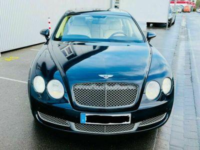 gebraucht Bentley Continental Flying Spur 6,0 W12 Scheckheft