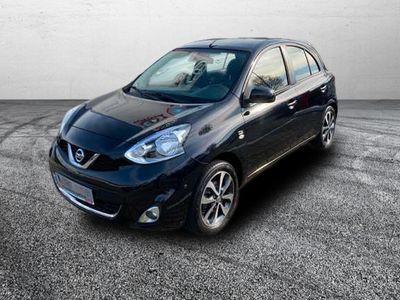 gebraucht Nissan Micra 1.2 Tekna Navi Klimaautomatik Panoramaglasdach Reg