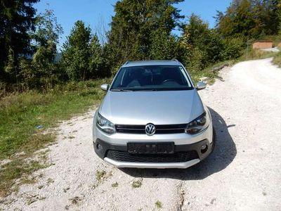 gebraucht VW Polo Cross 1.6 TDI
