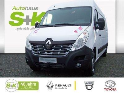 gebraucht Renault Master Kasten RWD L3H2 3,5t dci 165*TOP Austattung *Navig
