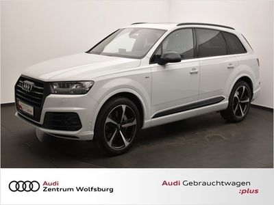 gebraucht Audi Q7 50 TDI Quattro Tiptronic 2xS-Line/Standhzg./
