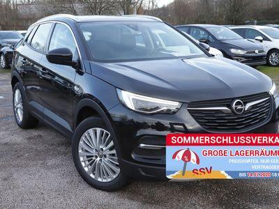 gebraucht Opel Grandland X 1.2 130 Aut Inno Navi LED 18Z SHZ