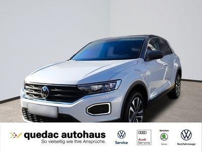 gebraucht VW T-Roc 1.5 TSI ACT DSG LED AHK NAVI United OPF -