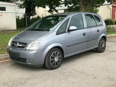 gebraucht Opel Meriva 1.6 Cosmo TÜV NEU