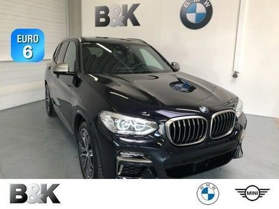 gebraucht BMW X3 M40i, Pano, AHK, Standheizung ab 799, - o.LSZ HUD