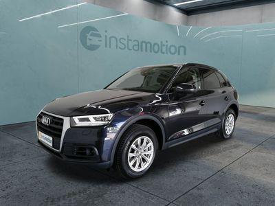 gebraucht Audi Q5 Q53.0TDI QUATTRO MATRIX-LED.STANDHZG.PANO.NAVI+