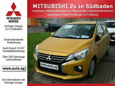 gebraucht Mitsubishi Space Star 1.0 Intro Edition