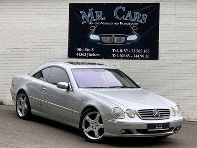 gebraucht Mercedes 600 CL-Coupemit AMG FELGEN*deutsche Ausführung*