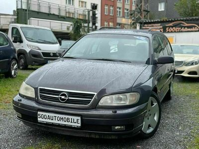 gebraucht Opel Omega B2.5 V6*TÜV*AUTOMATIK*LEDER*8-FACHBEREIFT