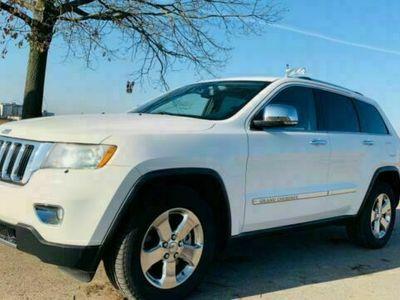 gebraucht Jeep Grand Cherokee 5.7 V8 HEMI Overland