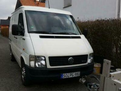 usado VW LT 26 Mehrwertsteuer Ausweisbar